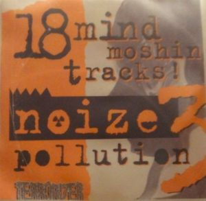 Terrorizer Noise Pollution 3 CD. Nightfall, Crown Of Thorns, etc. s