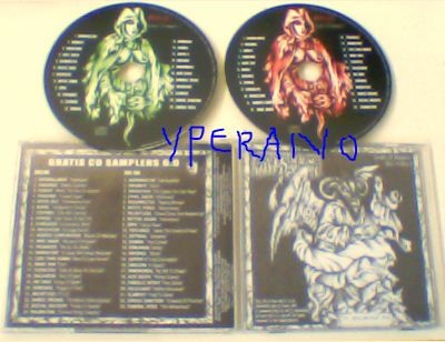 Brutallica Free compilation 2CD 6.0 Amazing 47 songs + bands (all types of Metal)