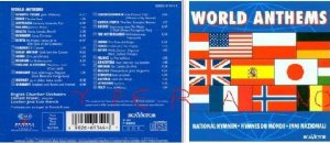 World Anthems English Chamber Orchestra CD. 30 of the best Anthems ever, by the best Orchestra! s