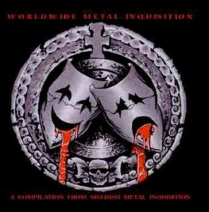 Worldwide Metal Inquisition CD RARE! Corruption, Fig Leaf, Fury, Gooseflesh, Horizon, Lambs, etc. s