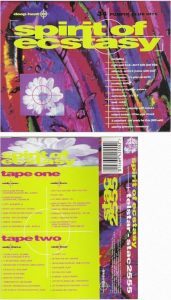 Deep Heat 11 - Spirit Of Ecstasy Double tape. Incl. 15 extra songs!! 34 Pumpin' Club Hits (1991). Check most samples