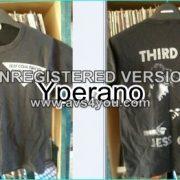 Jess Cox: Third Step T-shirt Ultra rare N.W.O.B.H.M (Tygers of Pan Tang singer)