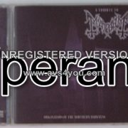A Tribute to MAYHEM: Originators of the northern darkness CD.+ Huge booklet!!!
