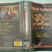 Iron Maiden: Video Pieces VHS