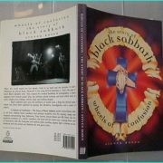 BLACK SABBATH the story BOOK Wheels of confusion