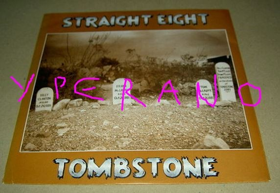 "STRAIGHT EIGHT: Tombstone 7"". N.W.O.B.H.M."