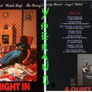 A Quiet Night In LP 1981 UK Bronze 16-track compilation. Motorhead (3 songs), Hawkwind, Uriah Heep, Girlschool, Angel Witch, etc