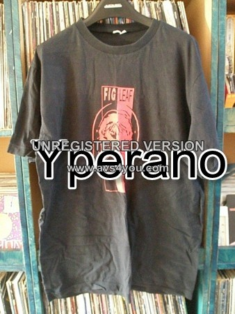 Fig Leaf T-Shirt. Rare Progressive (Norway)