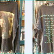 Glenn Hughes: Feel European Tour 1995 Sweat Shirt, long sleeve shirt