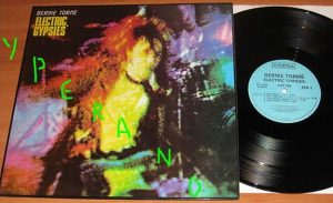 Bernie TORME: Electric Gypsies LP Classic Hard Rock / N.W.O.B.H.M. s