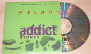 ADDICT: Stones CD Promo 1998. 12 Alternative Rock, Indie Rock jewels.