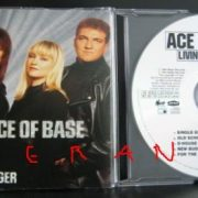 ACE OF BASE: Living In Danger UK Maxi CD 5 Track!