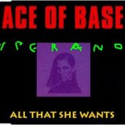 ACE OF BASE: All That She Wants CD. 1992 Check video