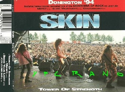 Skin - Tower Of Strength