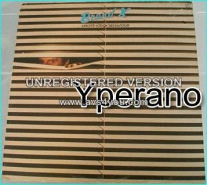 BRAND X: Unorthodox behaviour LP w. Genesis drummer Phil Collins. Fusion, Jazz-Rock, Art Rock. !