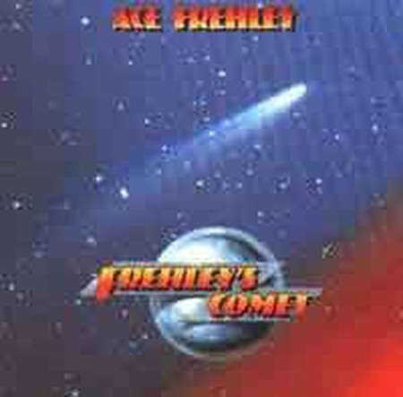 ACE FREHLEY: Frehleys Comet L.P [excellent u.s hard rock by the KISS guitarist] Check samples