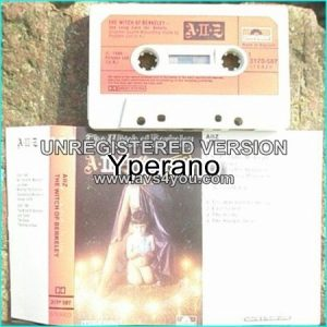 "AIIZ The Witch Of Berkeley""LIVE [RARE tape] Check sample"