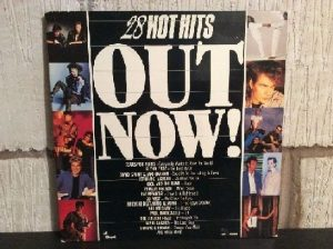 28 hot hits OUT NOW LP (Double, gatefold)1985 hits by Meat Loaf, Killing Joke, The Damned, Pat Benatar etc. Check videos