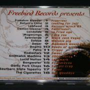 A Fist Full of Freebird CD Killer Freebird Records compilation! Dozer, Demon Cleaner, Freedom Bleeder, Solace, etc.