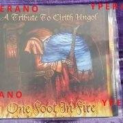 A Tribute To Cirith Ungol - One Foot In Fire CD Elixir, Rosae Crucis, Solemnity, Dawn Of Winter, etc. s