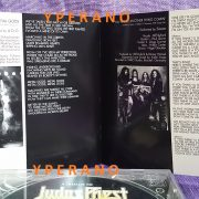 A Tribute to JUDAS PRIEST legends of Metal CD. Saxon, Mercyful Fate, Fates Warning, Gamma Ray, etc. s.