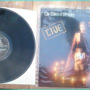 A-II-Z: The Witch Of Berkeley LIVE AIIZ [RARE LP. Legendary N.W.O.B.H.M band] Check sample