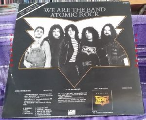"MORE: We Are The Band 12"" + Atomic Rock. Legendary N.W.O.B.H.M. Highly recommended. Check samples"