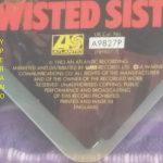 "TWISTED SISTER: The kids are Back 10"" RARE shaped PICTURE DISC Ltd edition UK + Shoot em Down (live '83) Check vids"