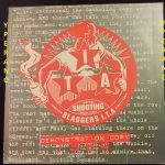 "BLAGGERS I.T.A.: We're Shooting Back, Pig! 1994 demonstration copy PROMO ONLY 10"" inch vinyl. Ultra RARE. Check videos"