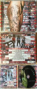 FORTRESS: Magic Touch CD Rare German Epic Heavy Metal, Hard Rock/Metal. Check samples