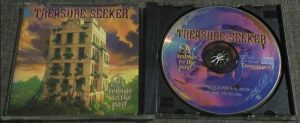 TREASURE SEEKER: A Tribute to the Past CD. RARE. Tribute to Christian metal bands!! Check whole album