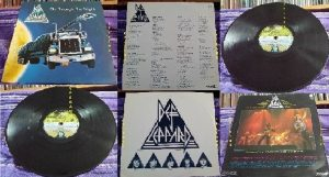 DEF LEPPARD: On Through The Night LP UK 1980 Check videos