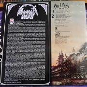 DIAMOND HEAD: Am I Evil LP. Different less polished versions. FM 1987. Rodney Matthews cover artwork. NWOBHM. Check audio