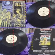 "IRON MAIDEN: Women in Uniform 12"" UK. Mint condition. (Skyhook cover) + Invasion + Phantom of the Opera (live Marquee 4-7-1980)"