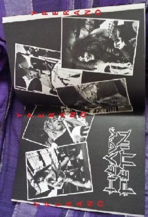 HEAVY PETTIN: Rock ain't dead. guitar + bass note chart book MINT condition. NWOBHM Ultra rare