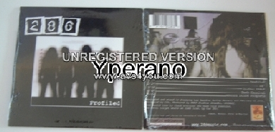286 Profiled CD