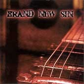 BRAND NEW SIN s.t, 1st, debut CD PROMO. Original on Now or Never Records. stoner metal / hard rock. Black Sabbath, Blue Cheer-