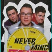 Never Mind the Buzzcocks BOOK with CD. Interactive (comedy) quiz book