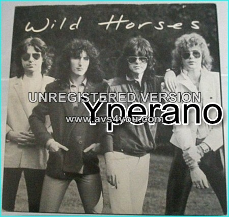 "WILD HORSES: Criminal Tendencies 7"" + The rapist (unreleased). RAINBOW, THIN LIZZY, Motorhead band members! Check audio samples"
