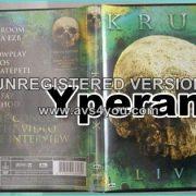 KRUX: Live DVD. Candlemass, Entombed, Talisman, John Norum, Arch Enemy, Opeth, Tiamat members. Check video!