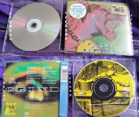 ALICE IN CHAINS Grind cd