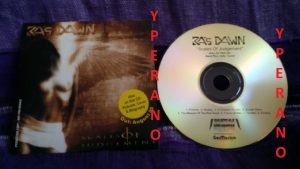 RA'S DAWN: Scales of Judgement CD or CDR PROMO. Prog Metal. Check videos