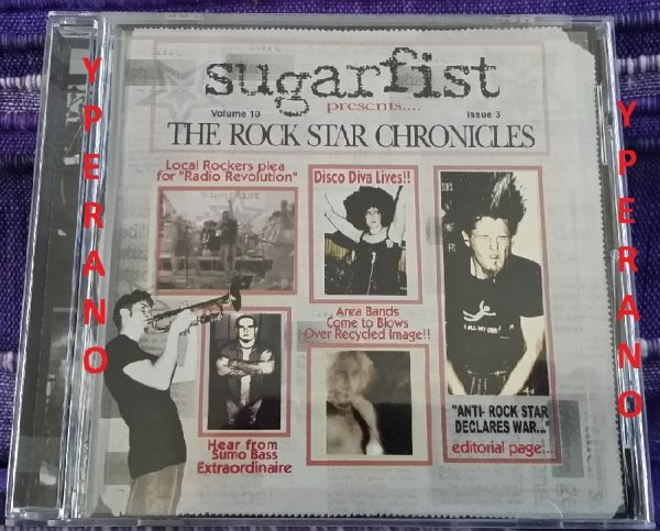 SUGARFIST Rock Star Chronicles