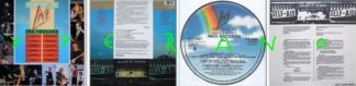 Live for Ireland LP 1986 Live in Dublin with Thin Lizzy, U2, Moore, The Pogues, etc. Mint condition