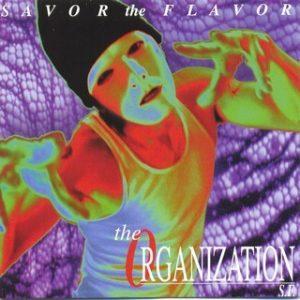 Organization S.F: Savor The Flavor (1995) CD -.Death Angel members Check VIDEO.