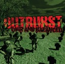 OUTBURST: Fair and Balanced CD - Melodic Death/Thrash Metal -Check VIDEOS