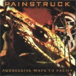 PAINSTRUCK: Aggressive Ways To Pacify CD -Death Metal n some Thrash Metal + 2 great covers (Sabbath, Sacred Reich)