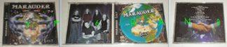 MARAUDER: Life? CD Traditional Heavy Metal a la Brocas Helm, Manowar, Manilla Road. Check VIDEO