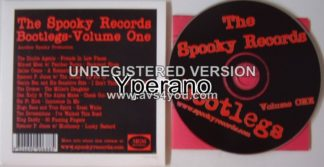 The SPOOKY RECORDS BOOTLEGS: Volume one CD [12 Rare dirty arsed recordings + Mudhoney co-operation]