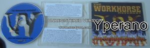 The WORKHORSE MOVEMENT: Keep the Sabbath Dream Alive PROMO CD (+ 2 Previously unreleased tracks). Check video